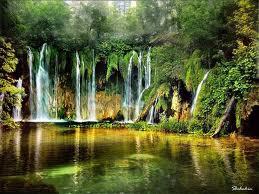 رحلة مع الجمال مع بحيرات بليتفيتش في كرواتيا