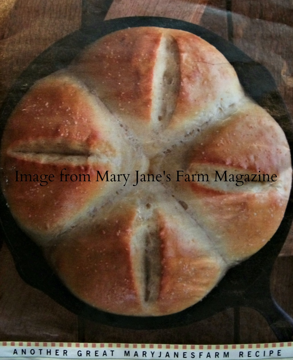 how to use a cast iron bread pan