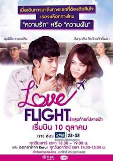 SINOPSIS Tentang Love Flight Episode 1 - Terakhir