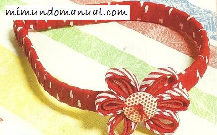 como decorar diademas paso a paso mimundomanual
