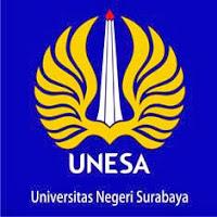 Logo UNESA - Universitas Negeri Surabaya
