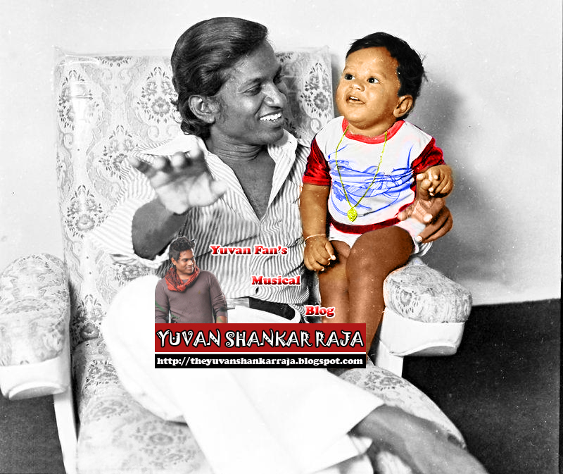 Yuvan Shankar Raja Childhood Photos Rare Collections