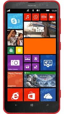 gambar nokia lumia 1320