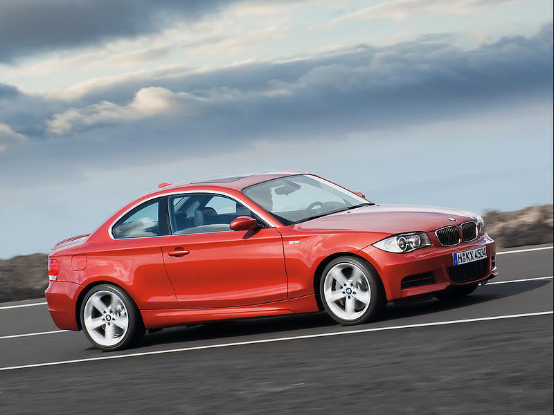 2008 BMW 1-Series Coupe ~ CAR REPORT
