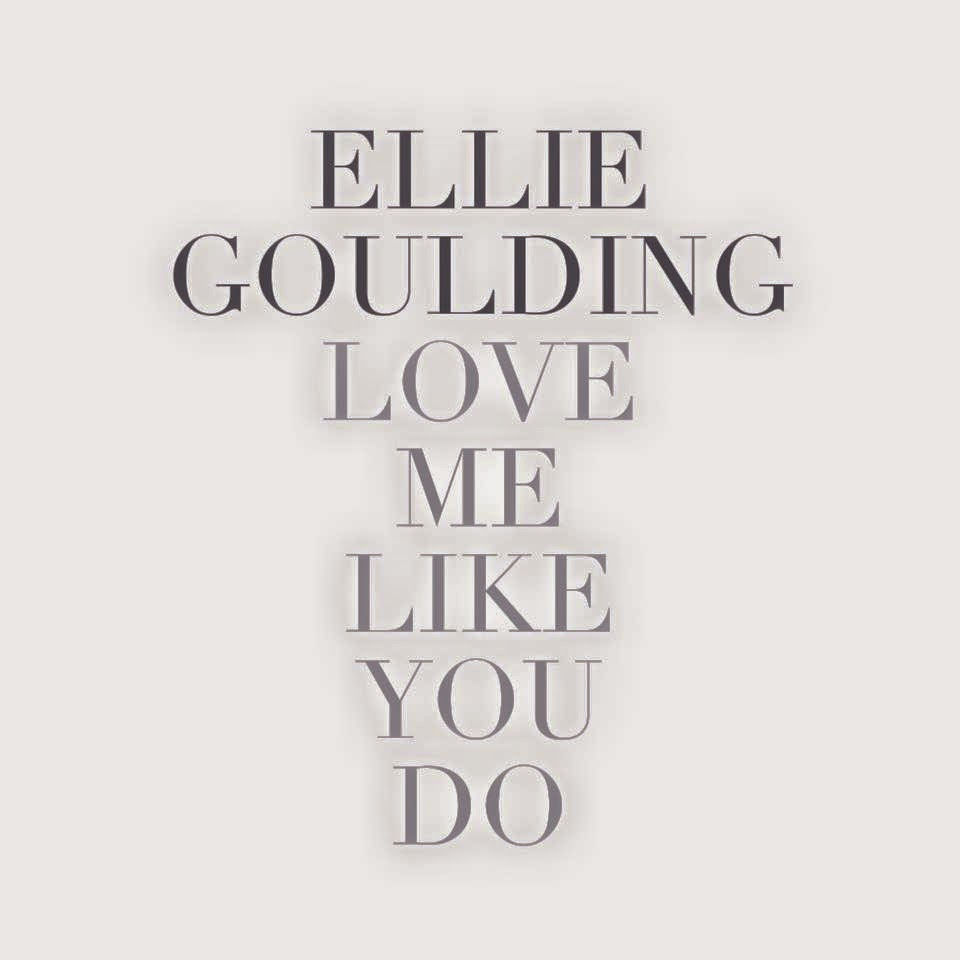 2015 Ellie Goulding cea mai noua melodie de dragoste Love Me Like You Do YOUTUBE miercuri 7 ianuarie 08.01.2015 joi ultima piesa cantec recent HIT 2015 official audio originala new song fresh single from motion picture Fifty Shades of Grey soundtrack coloana sonora a filmului muzica noua