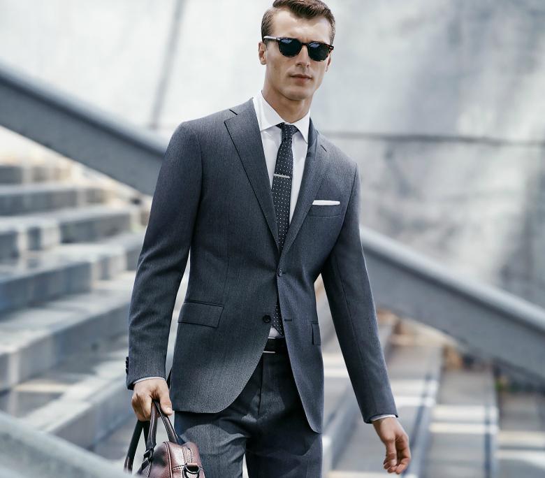 trajes bonitos para hombre