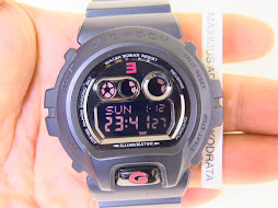 CASIO G-SHOCK X EMINEM 30TH ANNIVERSARY LIMITED WATCH GD-X6900MNM-1DR