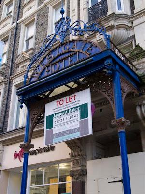 Westgate Hotel en Newport