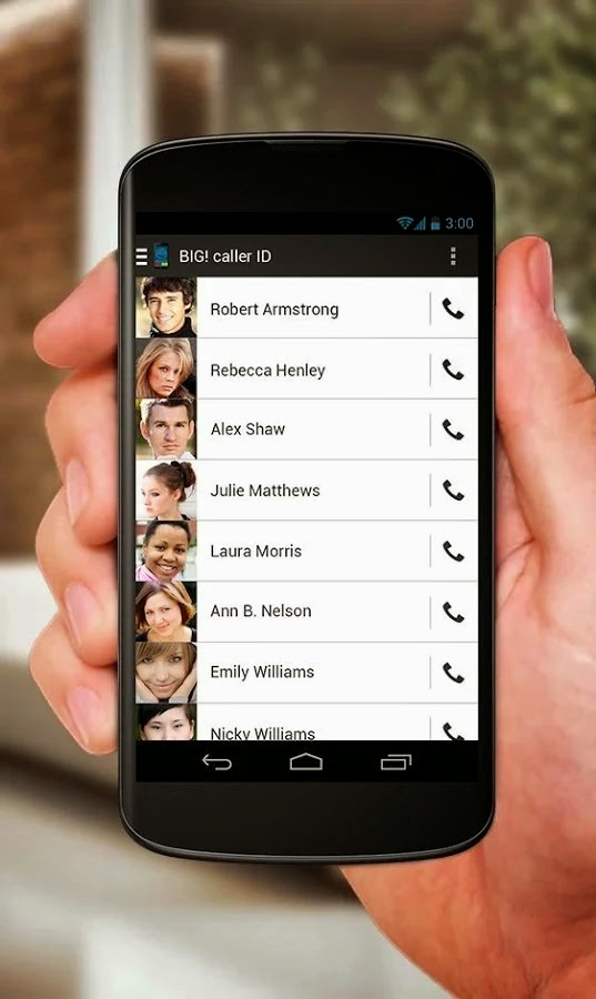 Full Screen Caller ID BIG! Pro v3.3.2