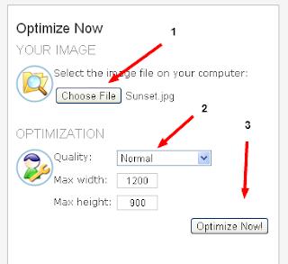 Bagaimana Cara Compress Foto Online