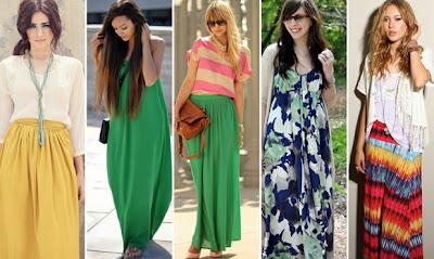 Fotos e imagens de Vestidos e Saias