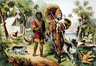 Robinson Crusoe - Daniel Defoe - Sergio Cossa