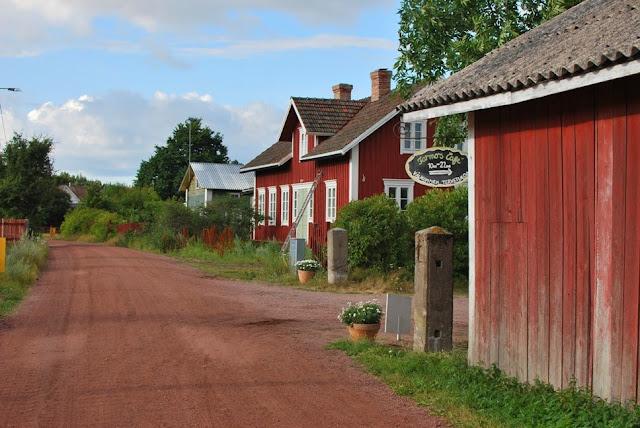 Högsåran Farmors Cafe - Högsåran kyläraitti