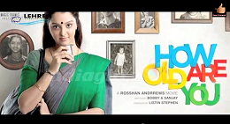 Manju Warrior New Film - How Old Are You
