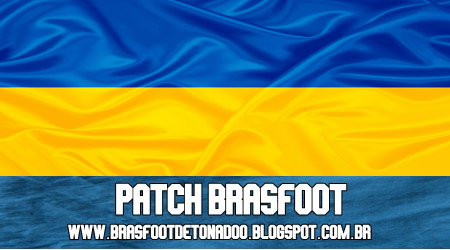 Patch da Ucrânia – Brasfoot 2014