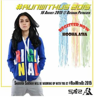 run, with, us, sport, event, putrajaya, syarifah, sakinah