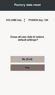 Como Resetar LG L90