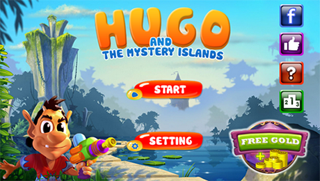 Hugo Adventure: The Mystery Islands