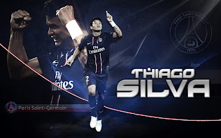 thiago silva BY maceme wallpaper
