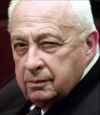 Sumpah Ariel Sharon...