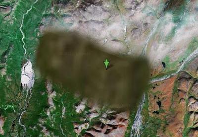 Tempat-tempat Yang Tak Terlihat Di Google Maps [ www.BlogApaAja.com ]