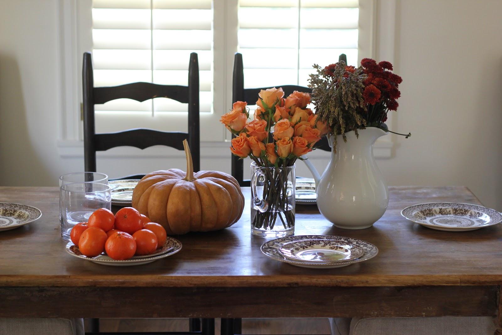 Jenny steffens hobick diy thanksgiving centerpiece