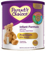 Amostra Gratis Suplemento Alimentar para seu Bebê