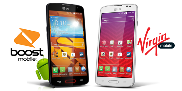 LG VOLT officially announced for Boost Mobile and Virgin Mobile