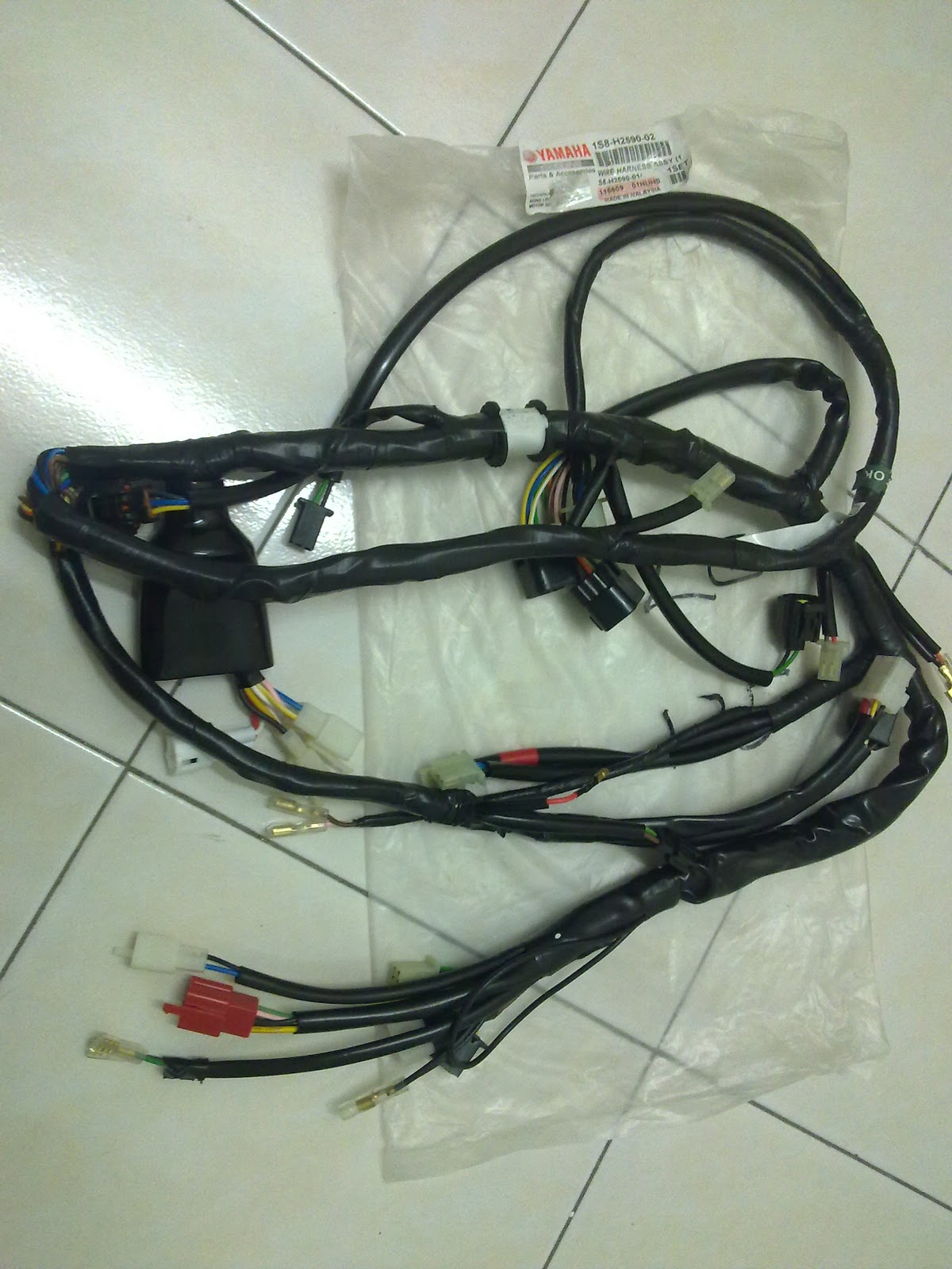 Palex motor parts wiring fullset yamaha lc135 jupiter mx sniper wiring fullset yamaha lc135 jupiter mx sniper crypton x 135 spark 135 cheapraybanclubmaster Image collections