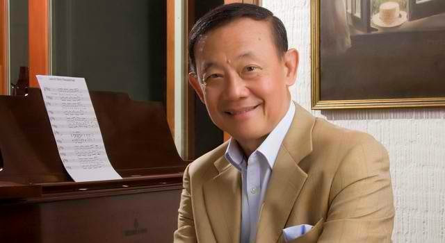 Jose Mari Chan Family Jose Mari Chan is The Composer