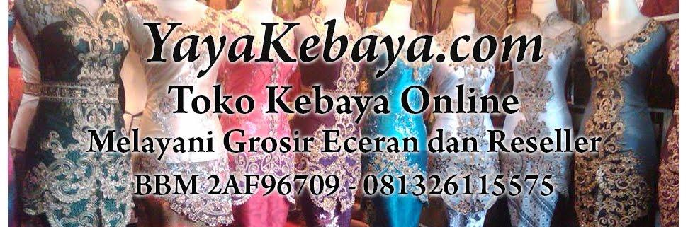 Yaya Kebaya Online Shop | Toko Online Kebaya Modern