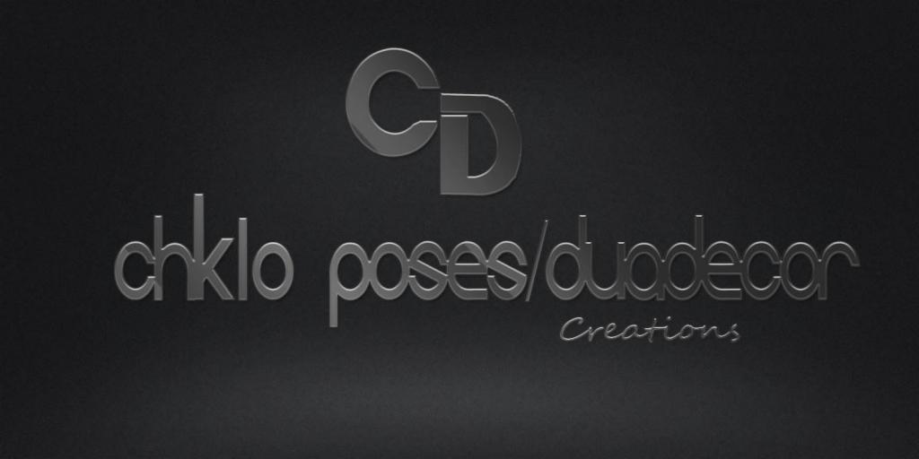CHKIO Poses/DuaDecor