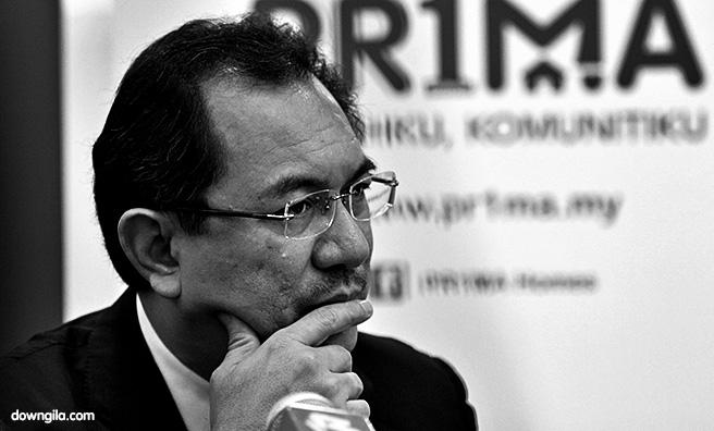 Dato' Abdul Mutalib bin Alias pr1ma homes pr1ma daftar pr1ma logo