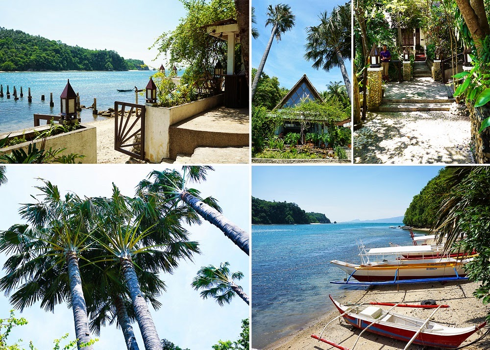 how to go to puerto galera from batangas pier