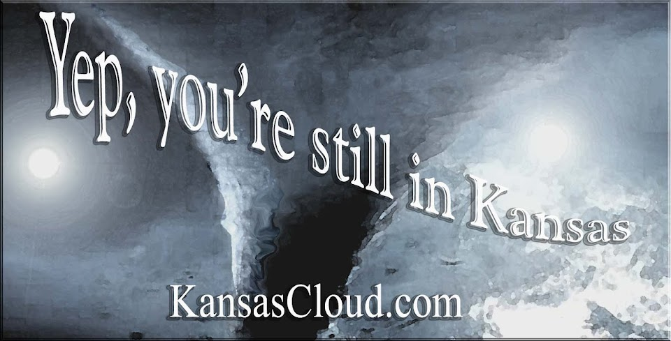 Yep, you&#39;re still in Kansas