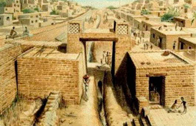 Hilangnya Peradaban Lembah Hindus