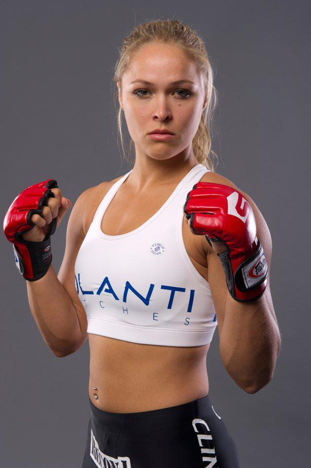 ronda women The undefeated mixed martial arts fighter wants to both fill and break the mold that the entertainment industry has for women.