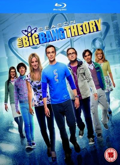 The Big Bang Theory 7 Temporada BDRip + BRRip Dual Audio