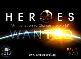 Heroes Wanted.