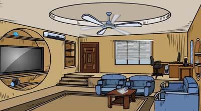 Virtual Room Escape
