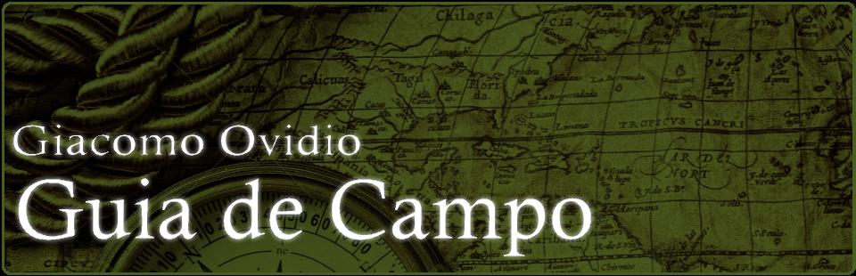 Giacommo, Guia de Campo