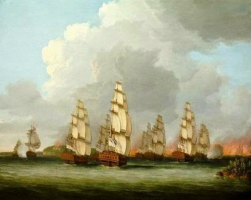Identifying a Loyalist Shipwreck from a Cannon