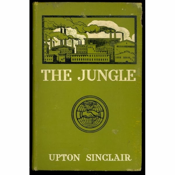 the evils of capitalism in upton sinclairs the jungle Upton sinclair to write the jungle  the jungle he wanted to expose the evils of  the jungle's major theme: industrial capitalism.
