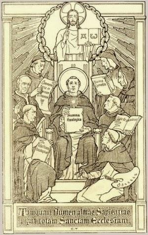 Frases de santo tomas de aquino sobre el conocimiento