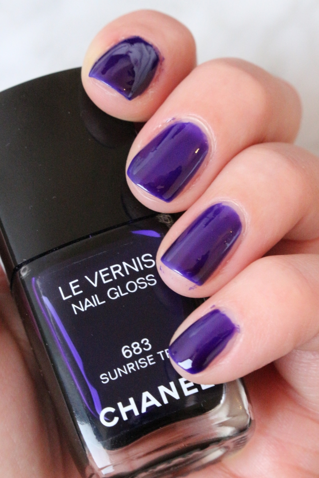 Chanel Le Vernis Nail Gloss 683 Sunset Trip