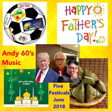 *SONG CONNECTED: (1) FIFA (2) FATHER'S DAY (3) HARI RAYA (4) DRAGON BOAT (5) TRUMP/KIM SUMMIT