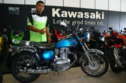 Kawasaki Classic Estrella 250 Cc Jla-21b