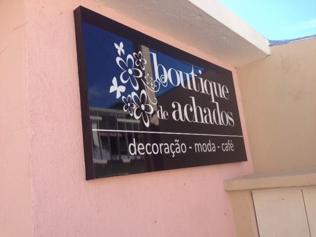 Boutique de Achados - loja física