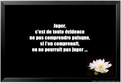 citation jugement sur photo
