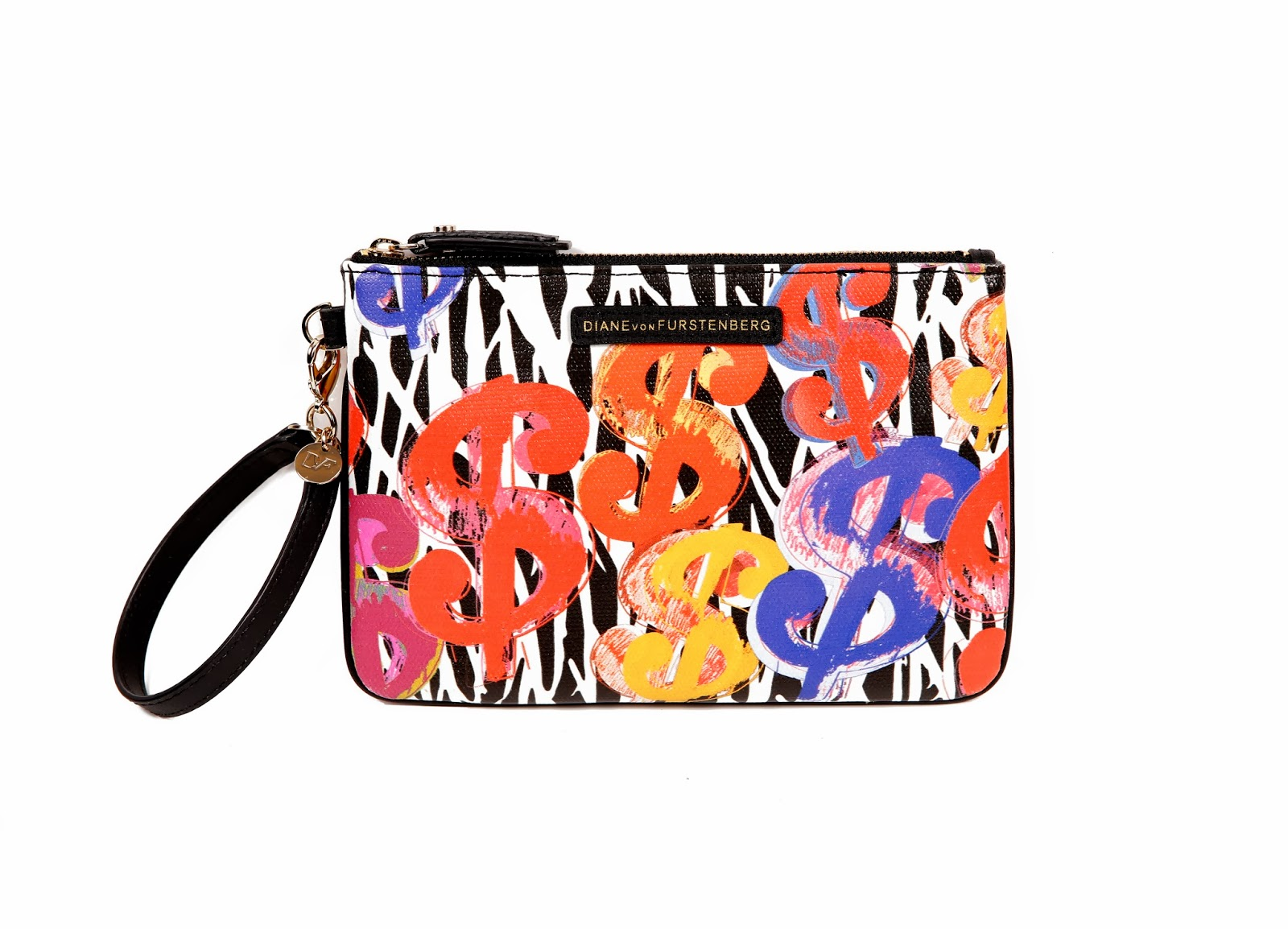Diane von Furstenberg x Andy Warhol : Pop Wrap Collection